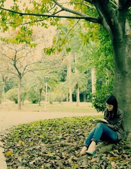 读书是一种心灵的修复
